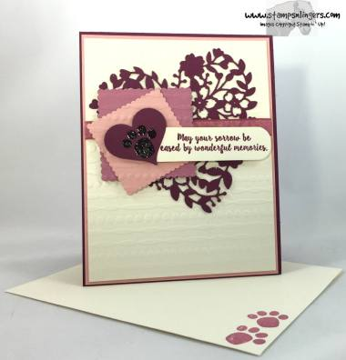 Better Together Bloomin' Heart Sympathy 6