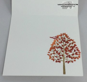 Totally Trees Thank You Notes 5 - Stamps-N-Lingers