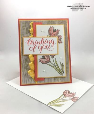 Count My Blessings Thinking of You - Stamps-N-Lingers 6