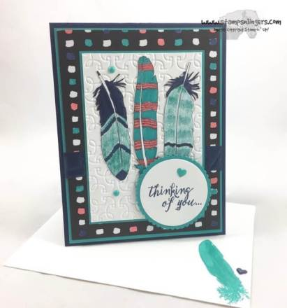 Just Add Color Feather Together - Stamps-N-Lingers 6