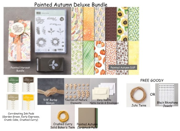 Painted Autumn Deluxe Bundle