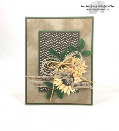 Painted Harvest Gather Together - Stamps-N-Lingers 1