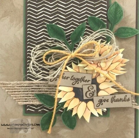 Painted Harvest Gather Together - Stamps-N-Lingers 8