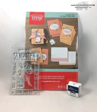 Paper Pumpkin August 2017 - Stamps-N-Lingers 1