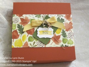 Fall Gift Boxes