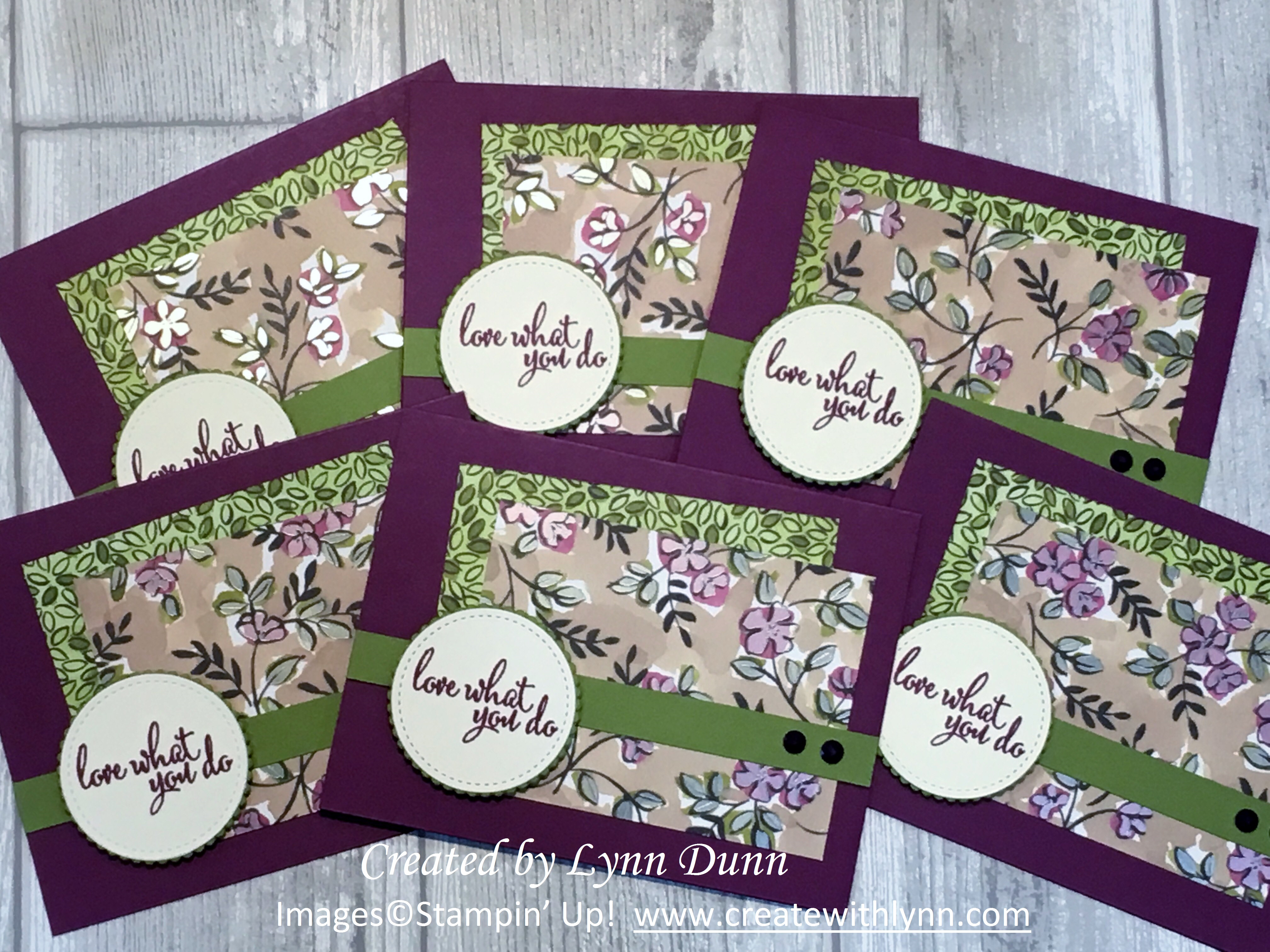 One Sheet Wonder Make Cards Fast Create With Lynn