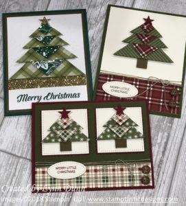 Christmas Tree Cards Ideas.Fun Fold Christmas Cards Archives Lynn Dunn