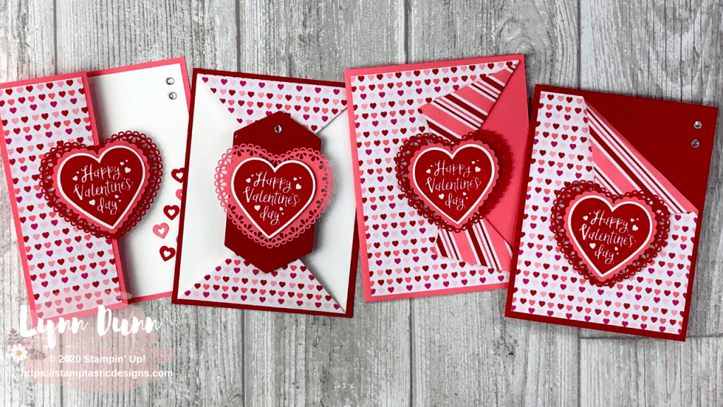 DIY: Paper Heart Note Fold | 576x1024