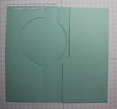 Circle Card Thinlits Gift Card Holder 5