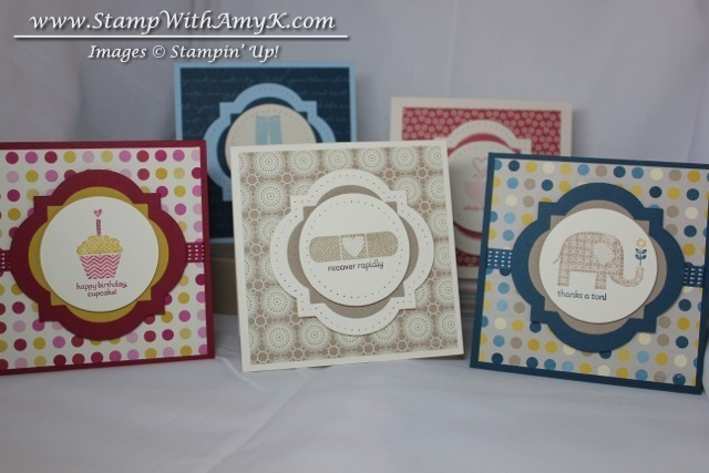 Patterned Occasions 1