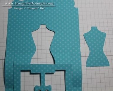 Modified Pop n' Cuts Dress Form