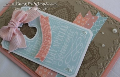 Chalk Talk 1 - Stamp With Amy K