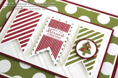 Christmas Tagables 2 - Stamp With Amy K