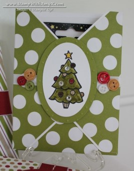 Color Me Christmas 1 - Stamp With Amy K