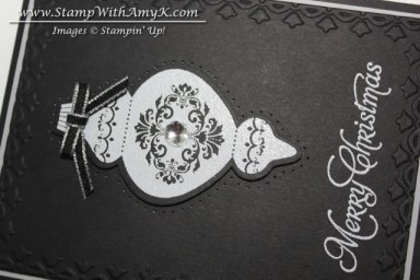 Ornament Keepsakes 2 - Stamp With Amy K