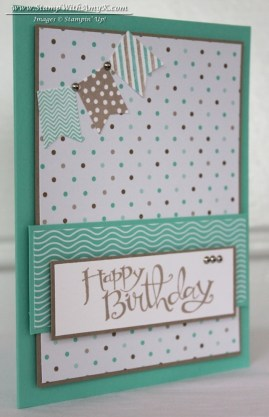 Banner Blast 1 - Stamp With Amy K