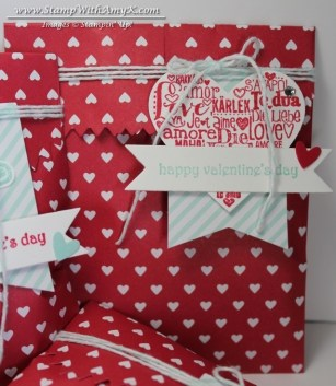 Language of Love 2 - Stamp With Amy K