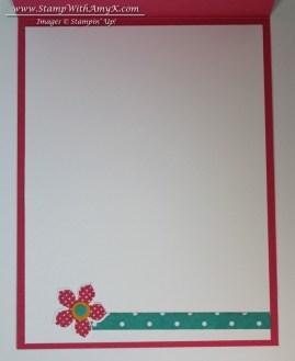 Petite Petals 3 - Stamp With Amy K