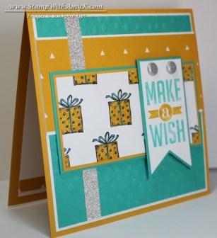 Best of Birthdays - Stamp With Amy K