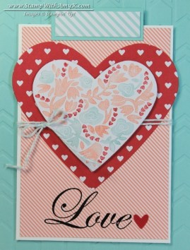 Follow My Heart 1 - Stamp With Amy K