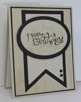 Hardwood 1 - Stamp With Amy K
