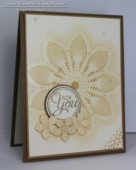 Petite Petals - Stamp With Amy K