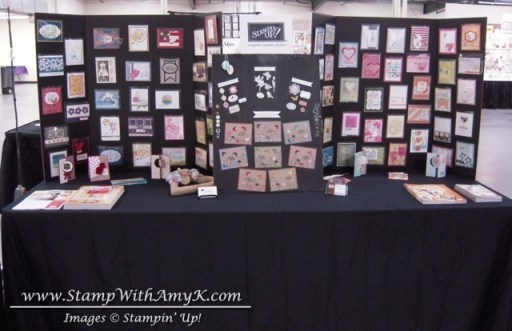 Heirloom Display Table - Stamp With Amy K