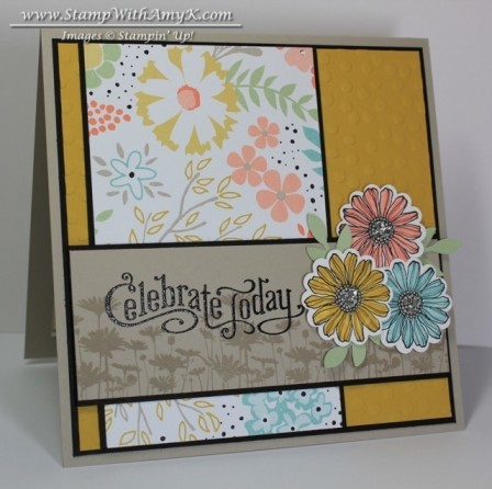 Best of Flowers 2- Stamp With Amy K