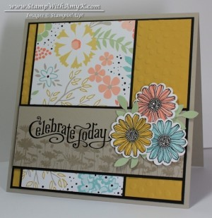 Best of Flowers 3 - Stamp With Amy K