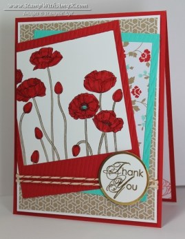 Blooming With Kindness - Stamp With Amy K