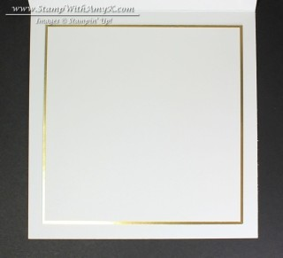Gold Foil Sheets - Stamp With Amy K
