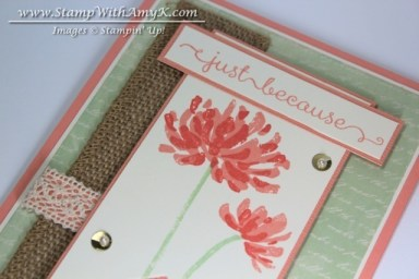 Too Kind 3 - Stamp With Amy K