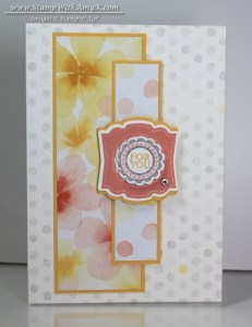 A Round Array 1 - Stamp With Amy K