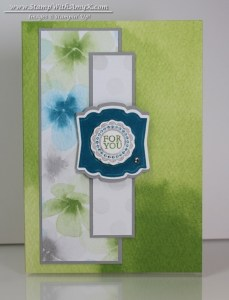 A Round Array - Stamp With Amy K