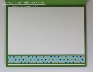 Birthday Basics DSP - Stamp With Amy K