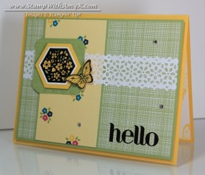 Four You - Stamp With Amy K