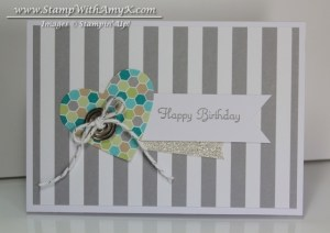 Happenings Simply Created Card Kit 4 - Stamp With Amy K