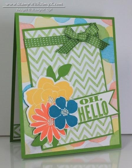 Secret Garden - Stamp With Amy K