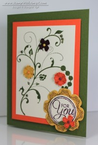 Daydream Medallions - Stamp With Amy K