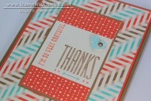 Hip Notes 3 - Stamp With Amy K