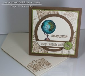 Traveler 4 - Stamp With Amy K