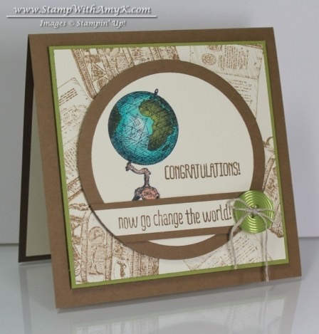 Traveler - Stamp With Amy K