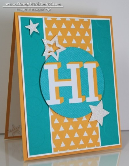 Project Life by Stampin' Up! - Stamp With Amy K