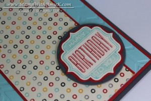 Tag Talk 3 - Stamp With Amy K