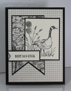 Wetlands 1 - Stamp With Amy K