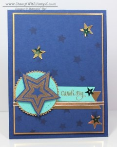 Be the Star 2 - Stamp With Amy K