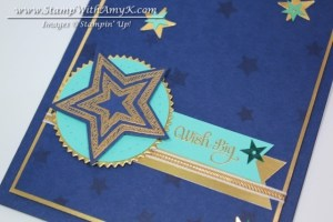 Be the Star 3 - Stamp With Amy K