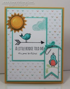 Hello Love 2 - Stamp With Amy K