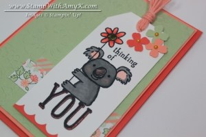 Kind Koala 3 - Stamp With Amy K