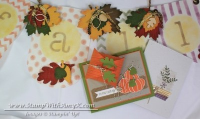 October Card Class